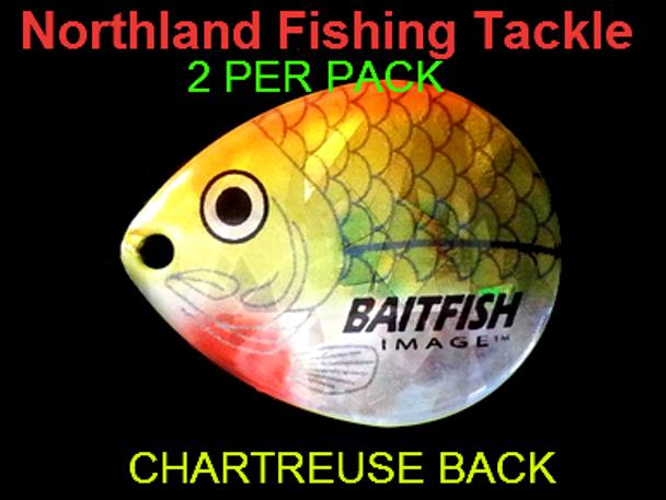 Northland Tackle COLORADO BLADES size 5 #120