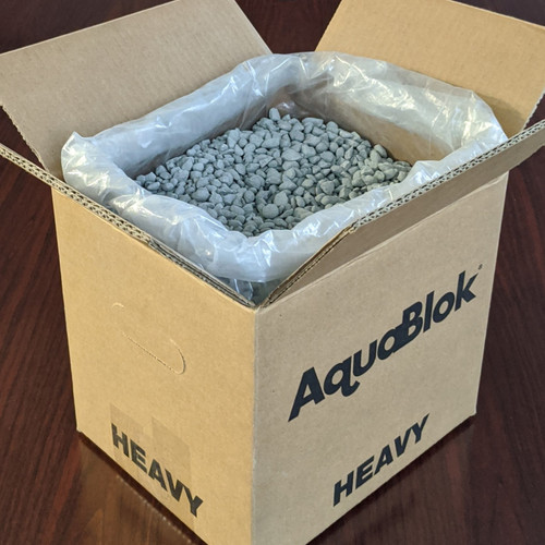 AquaBlok 2080FW in a 50-lb box