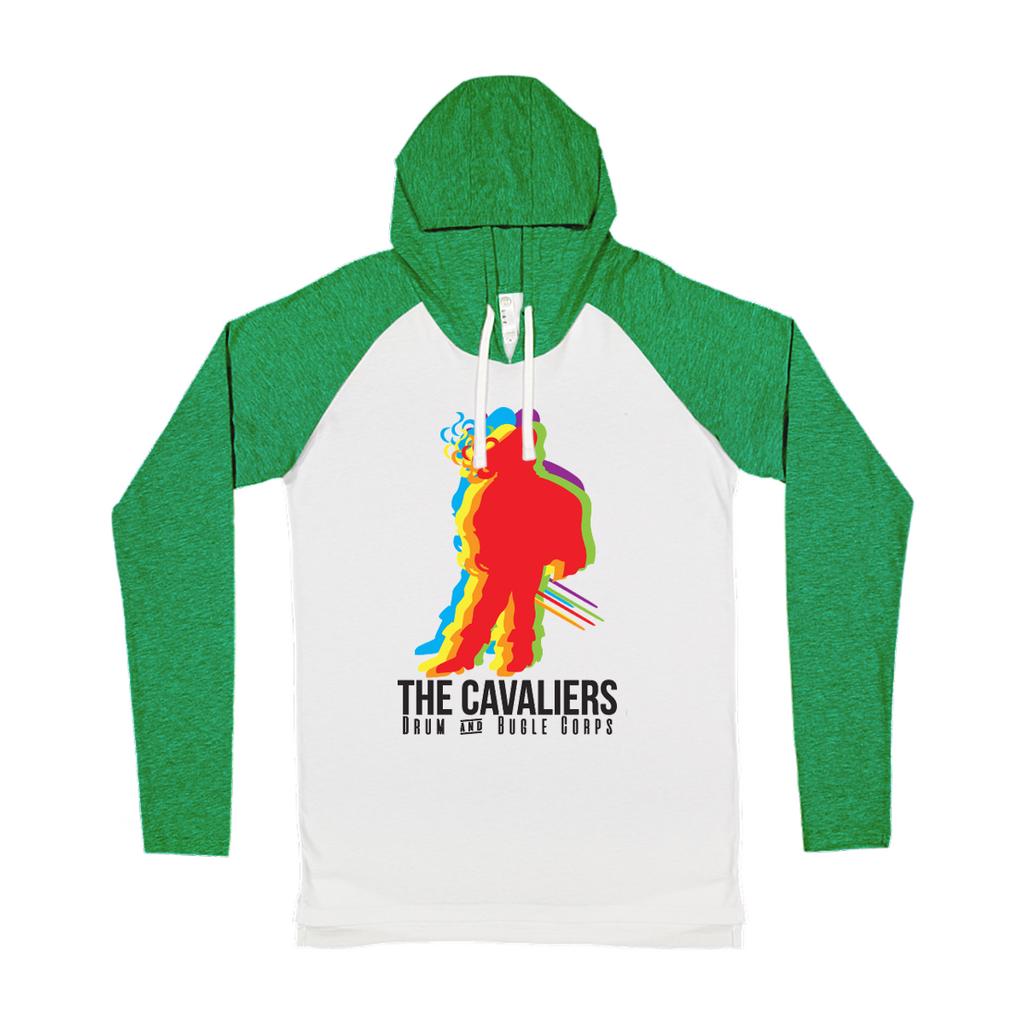 Cavaliers Multi-Standing Man T-Shirt Hoodie