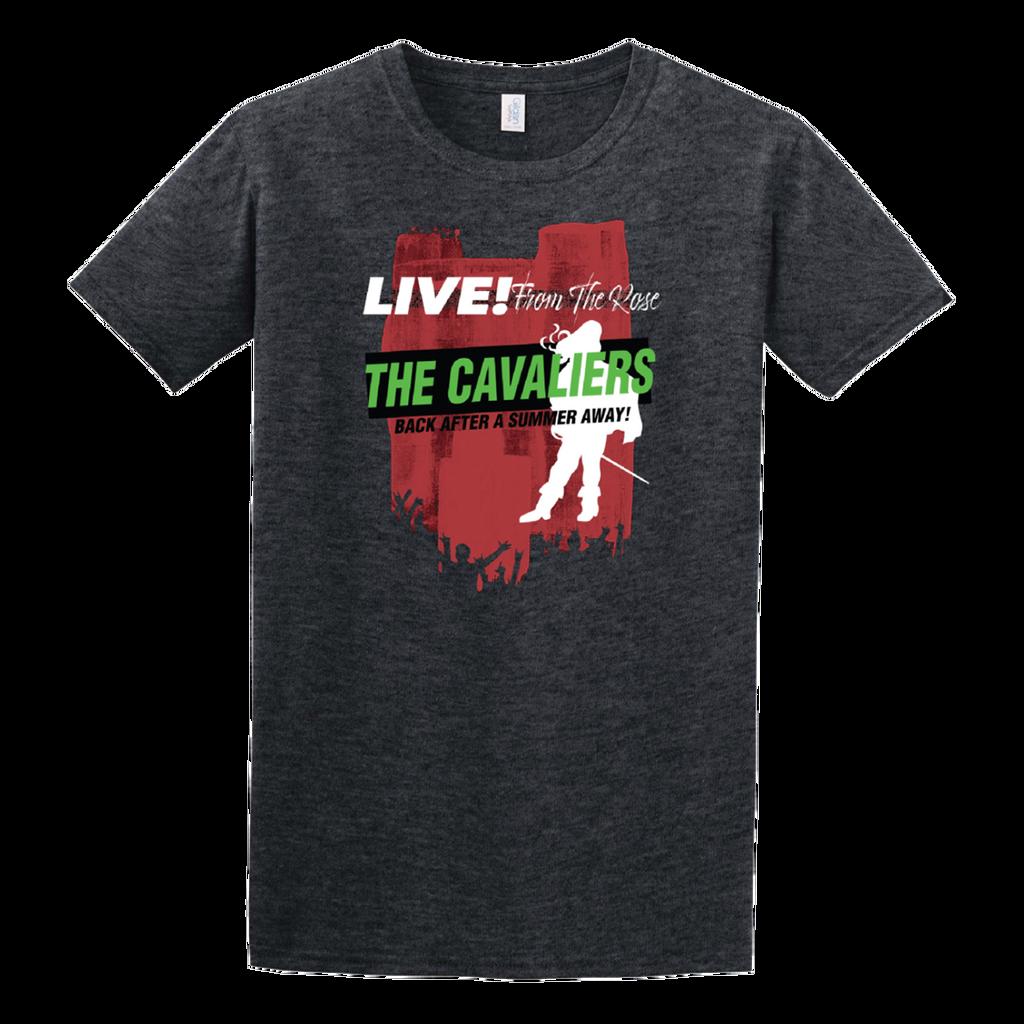 2021 The Cavaliers Tour Shirt