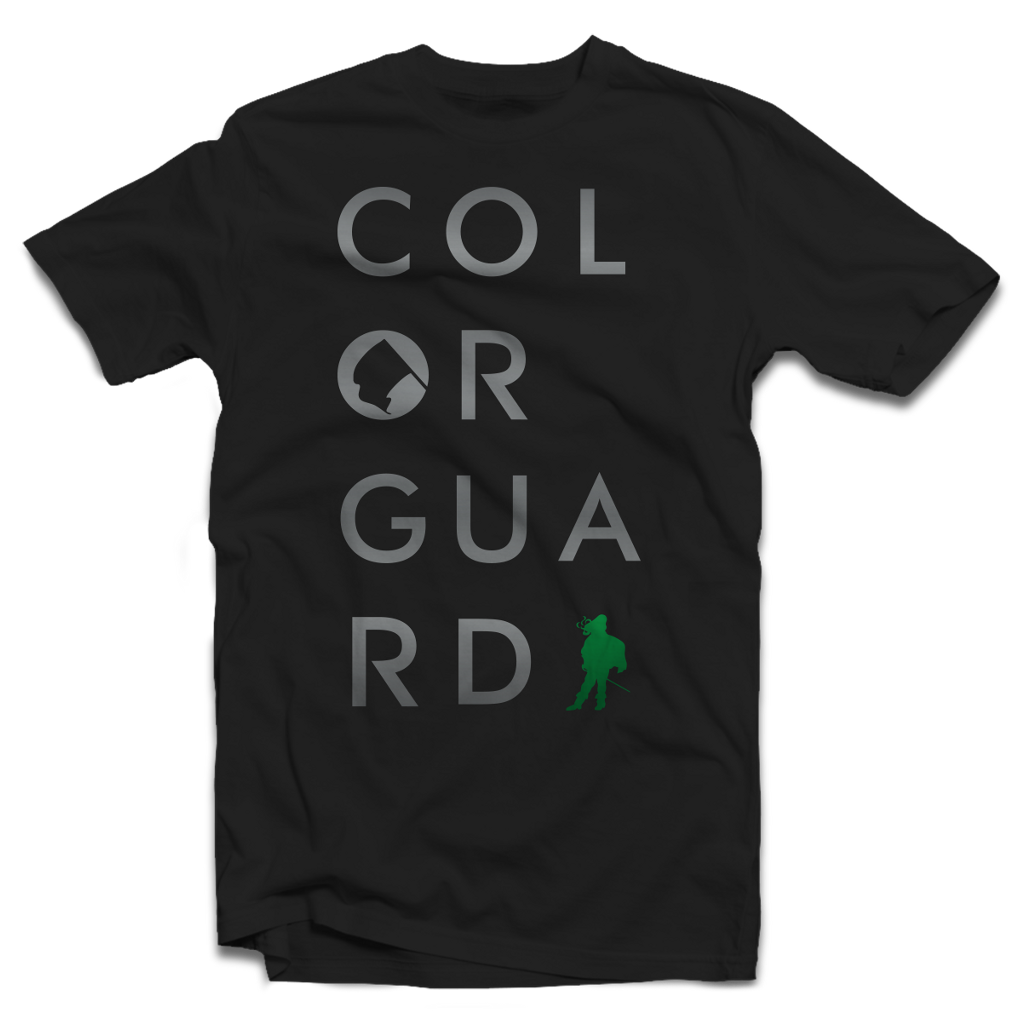 Cavaliers Color Guard Section Shirt