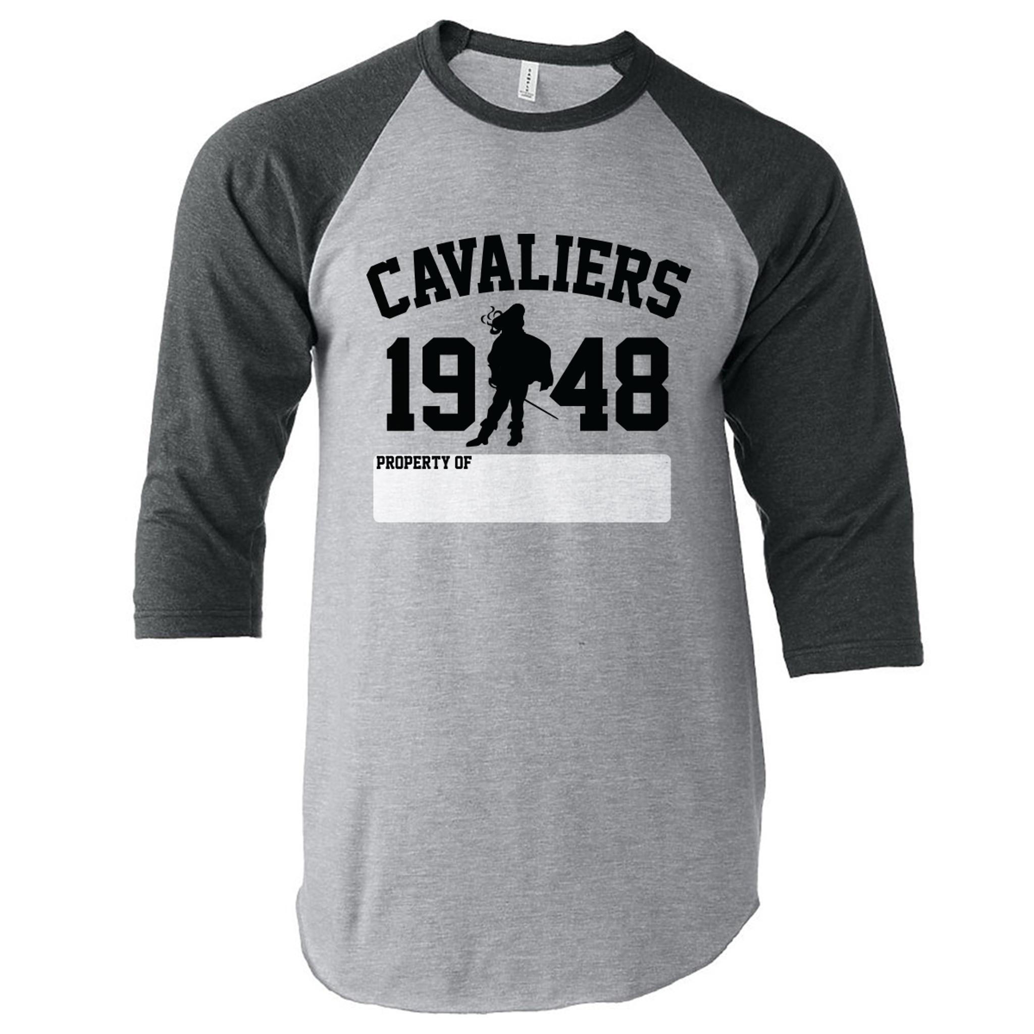 Cavaliers 1948 Baseball Tee