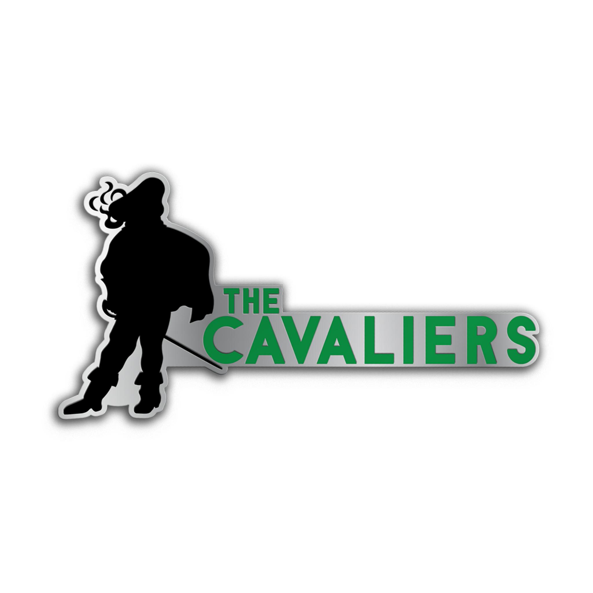 Cavaliers Logo Pin
