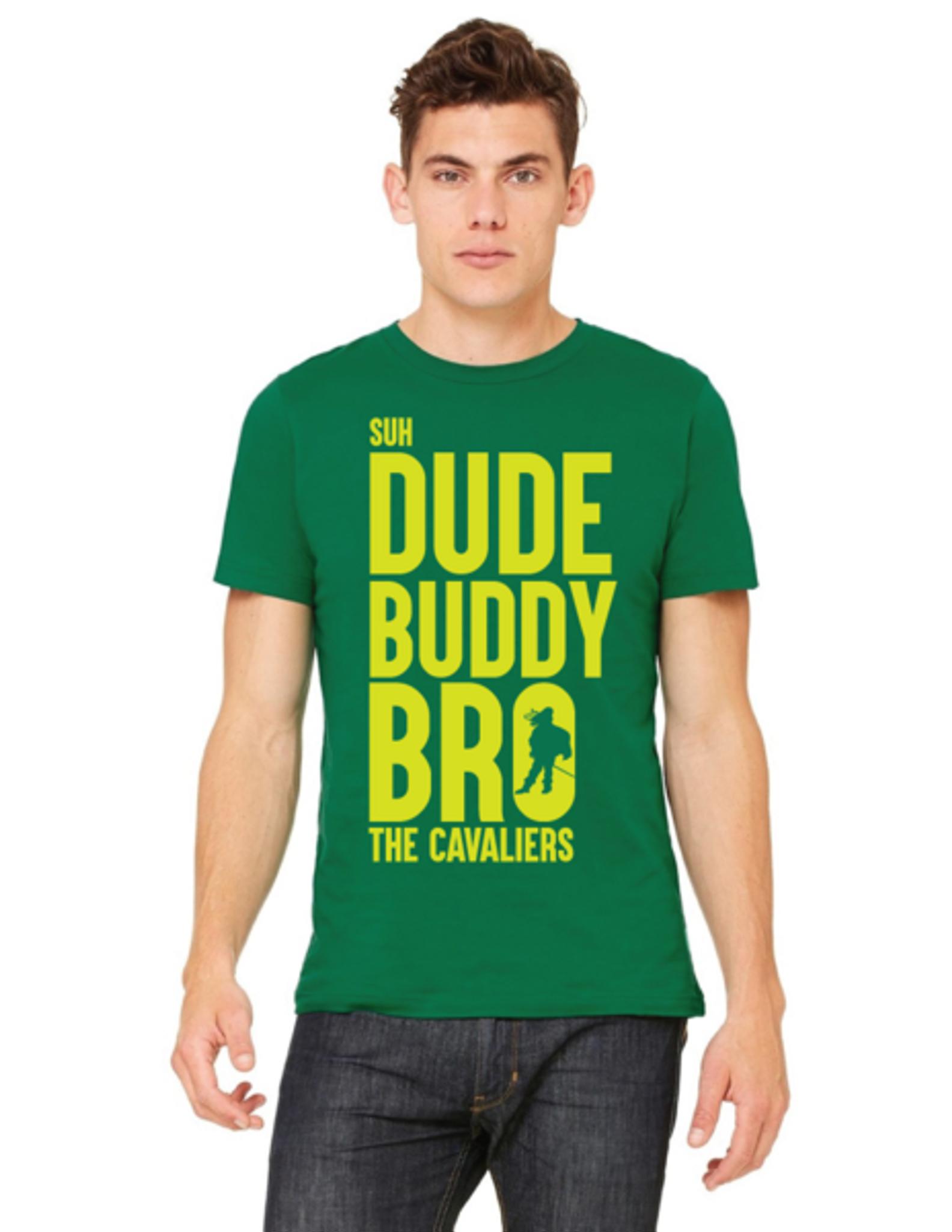 Cavaliers 2017 Dude, Buddy, Bro Show Shirt