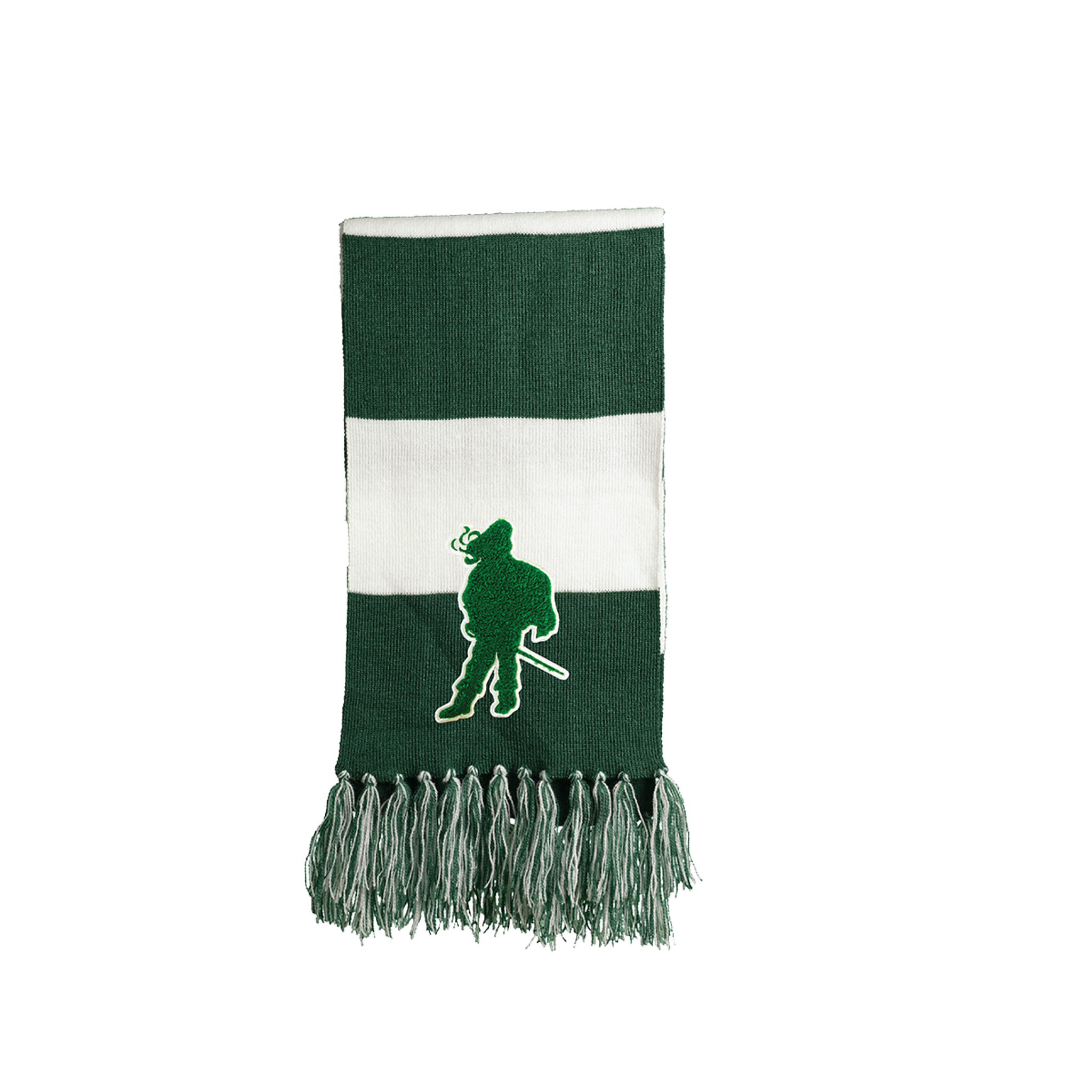 Limited Edition: Cavaliers Chenille Patch Scarf