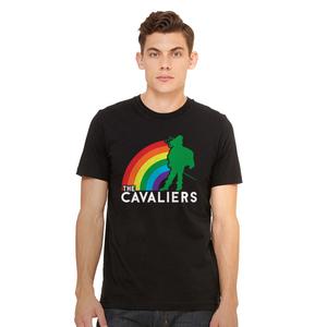 Product of the Week: Cavaliers Standing Man Rainbow Tee