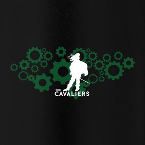 Cavaliers Water Bottle