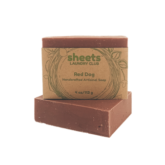 Dog Shampoo Bar - Red Dog