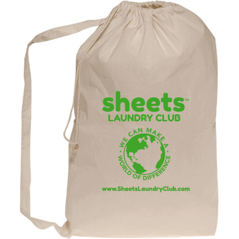 "Sheets Travel ""Dirty Laundry"" Bag"