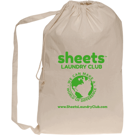 """Sheets Travel """"Dirty Laundry"""" Bag"""