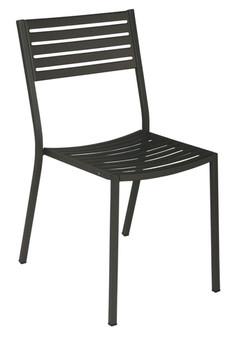 Segno Side Chair - Black