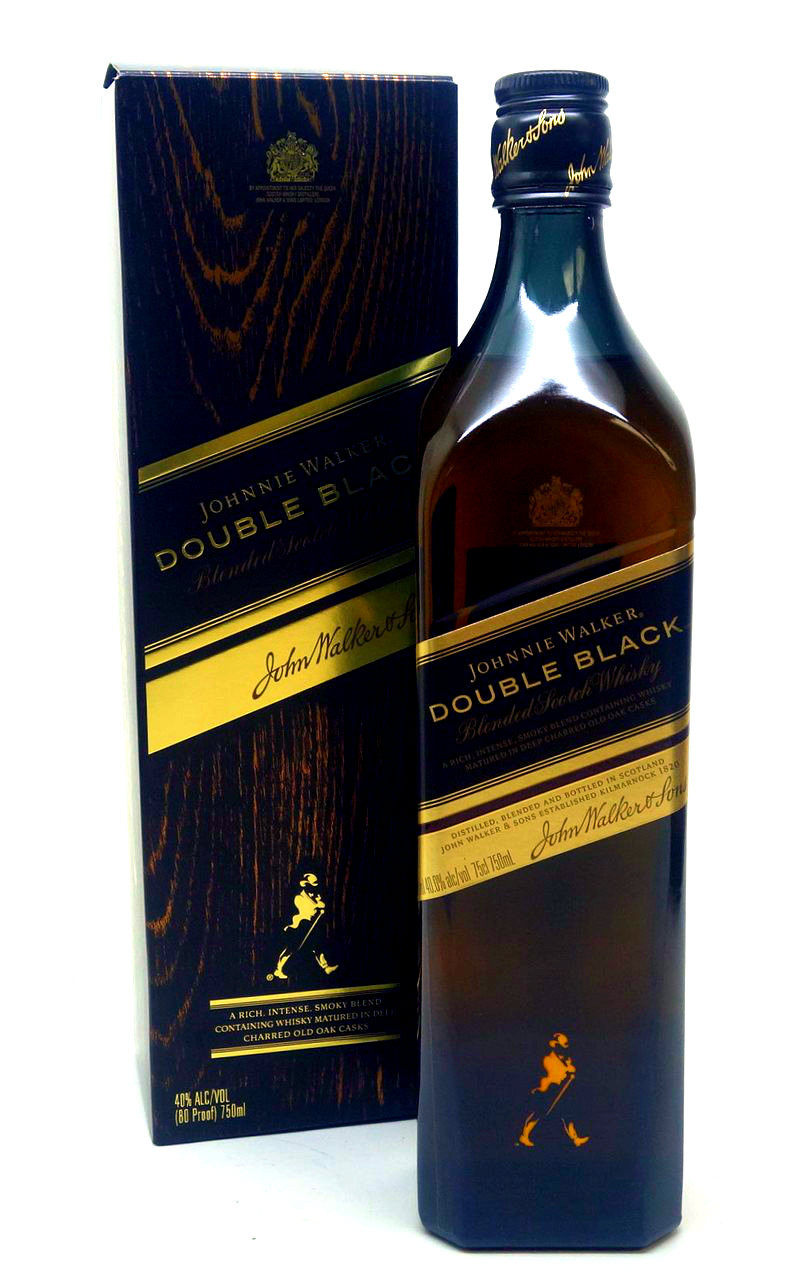 Johnnie Walker Ltd Edition Double Black 750mm Old Town Tequila