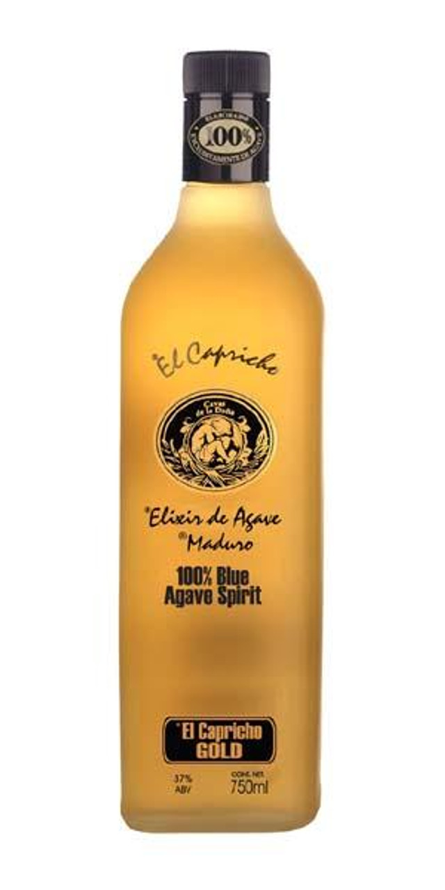 El Capricho Maduro Agave Spirits - Old Town Tequila