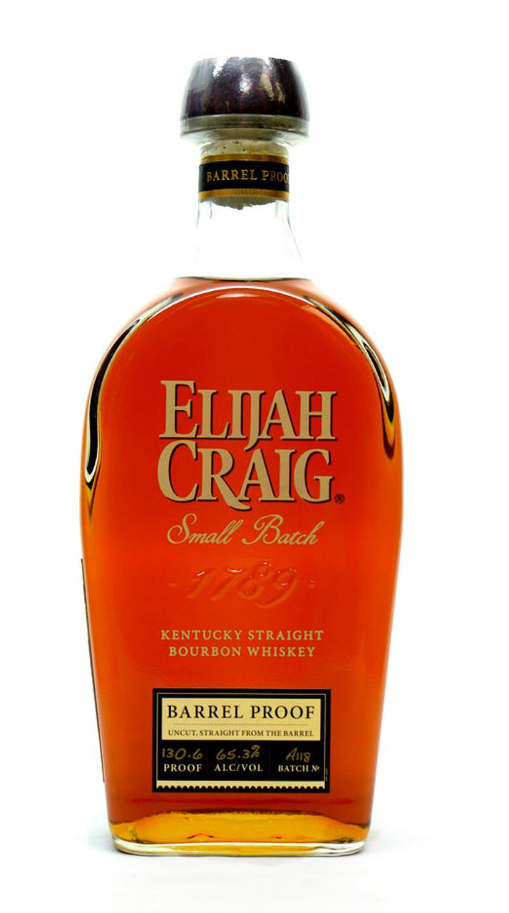 Populære Elijah Craig Bourbon Barrel Proof 65.7% - Old Town Tequila JS-69