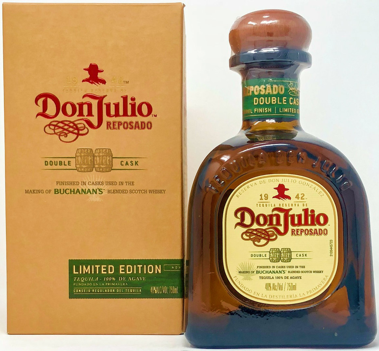 Don Julio X Buchanans Limited Edition Reposado Tequila Old Town