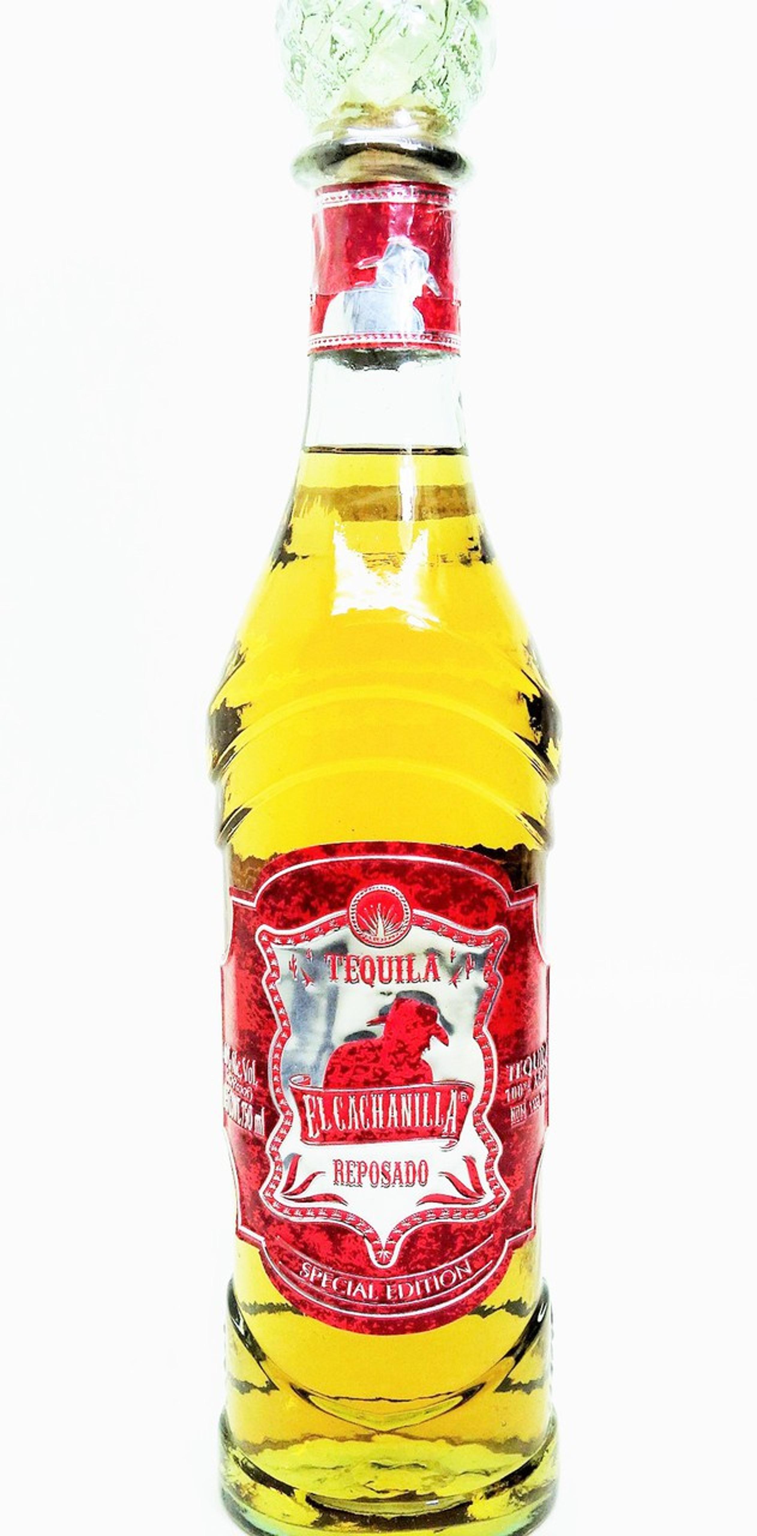 El Capricho Reposado Agave Spirit - Old Town Tequila