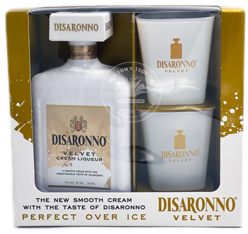 Disaronno Velvet Cream Liqueur Gift Set