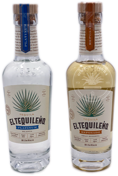 El Tequileño Combo Set 2x375ml