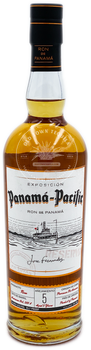 Panama Pacific Aged 5 Years Rum 750ml