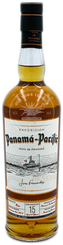 Panama Pacific Aged 15 Years Rum 750ml