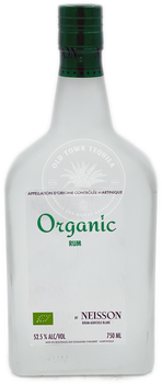 Neisson Organic Rum 750ml