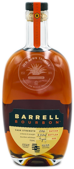 Barrell Bourbon Batch 026 Aged 9 Years