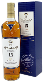 The Macallan Highland Single Malt Scotch Whisky Aged 15 Years