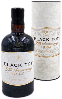 Black Tot 50th Anniversary Rum 750ml