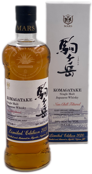 Mars Komagatake 2020 Limited Edition Single Malt Japanese Whisky