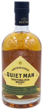 The Quiet Man Traditional Irish Whiskey 750ml