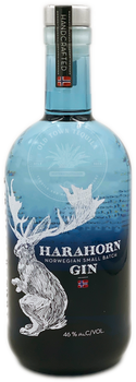Harahorn Norwegian Small Batch Gin 750ml