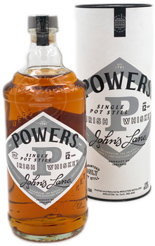 Powers John's Lane Single Pot Still Irish Whiskey Aged 12 Years