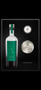 IZO Mezcal Ensamble 750ml