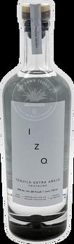 IZO Tequila Extra Añejo Cristalino 750ml