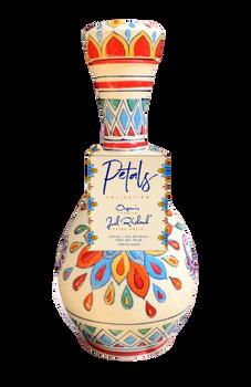 Petals Ceramic Organic Extra Añejo Tequila 750ml
