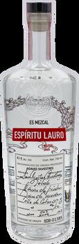 Espiritu Lauro Mezcal Agaves Silvestres Tobala 750ml