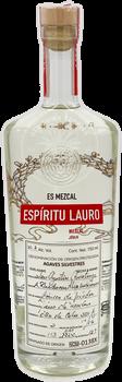 Espiritu Lauro Mezcal Agaves Silvestres A. Rhodacantha/Mexicano 750ml