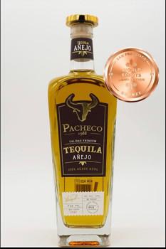 Pacheco 1988 Anejo Tequila