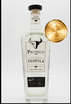 Pacheco 1988 Anejo Cristalino Tequila