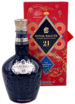 Royal Salute Blended Scotch Whisky 21 Years Old Special Edition