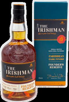 The Irishman Founder's Reserve Caribbean Cask Finish Whiskey 750ml