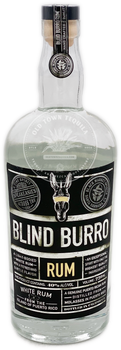 Blind Burro White Rum 750ml
