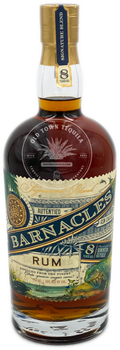 Barnacles Signature Blend Rum 8 Years Old 750ml