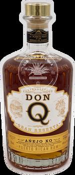 Don Q Gran Reserva Añejo XO Puerto Rican Rum 750ml