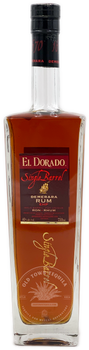El Dorado Single Barrel Demerara Rum 750ml