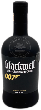 Blackwell Limited Edition 007 Fine Jamaican Rum 750ml