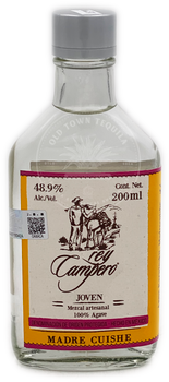 Rey Campero Madre Cuishe Joven Mezcal 200ml