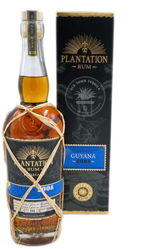 Plantation Guyana 2008 Single Cask Rum 750ml