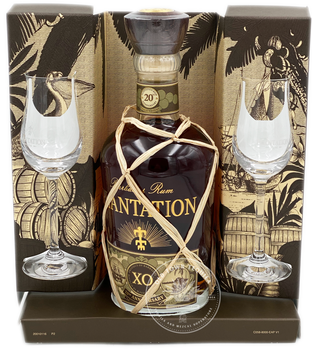 Plantation XO 20th Anniversary Extra Old Rum