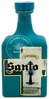 Santo Tequila Reposado 750ml